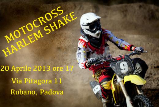 harlem shake motocross